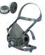 Cofra Halbmaske LAYSOFT mit TWICE-Air Parikelfilter P3 R